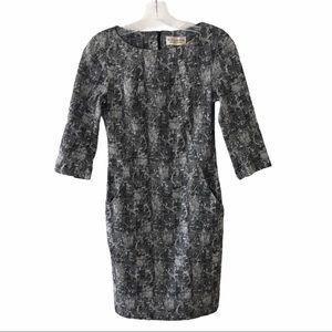 M.M. LaFleur Black and White Estuko Dress 4